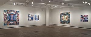 PostWest 2a at Barbara Walters Gallery, Sarah Lawrence College, Bronxville, NY